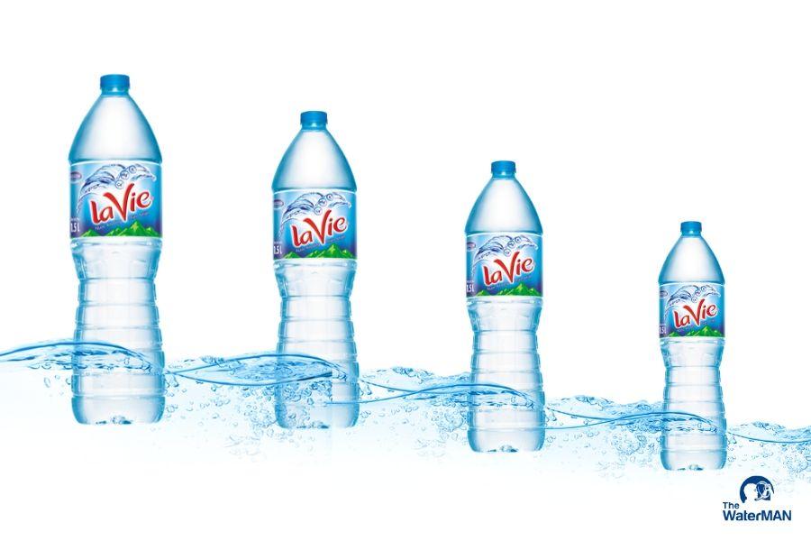 Đại lý đặt nước khoáng Lavie, Viva bình 20L, thùng đóng chai tại Quận 3
