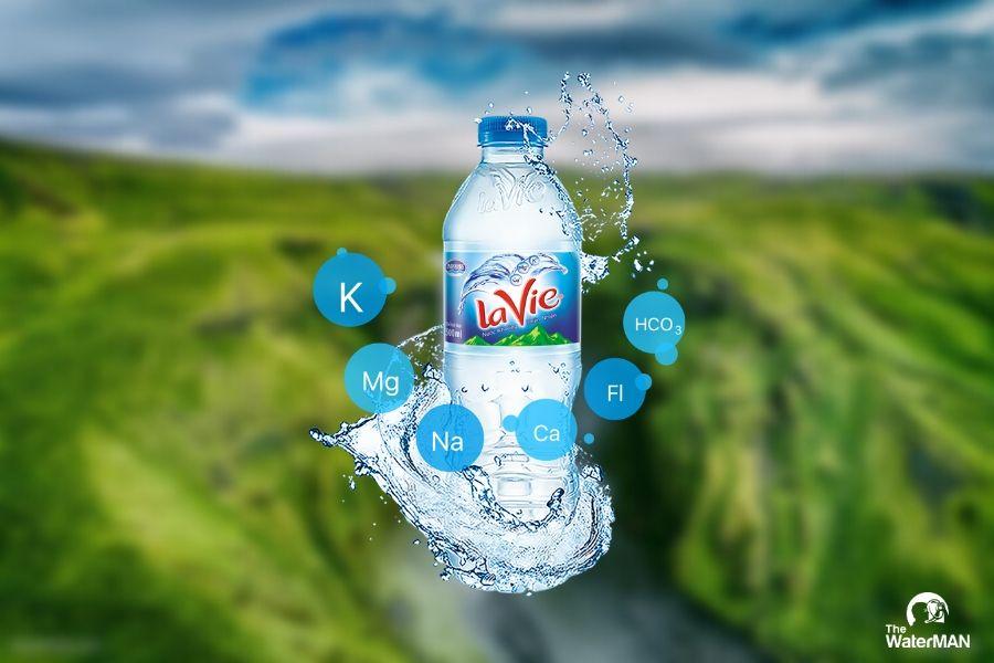 Đại lý đặt nước khoáng Lavie, Viva bình 20L, thùng đóng chai ở quận Thủ Đức