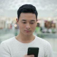 Anh Trọng Tín, nhân viên văn phòng