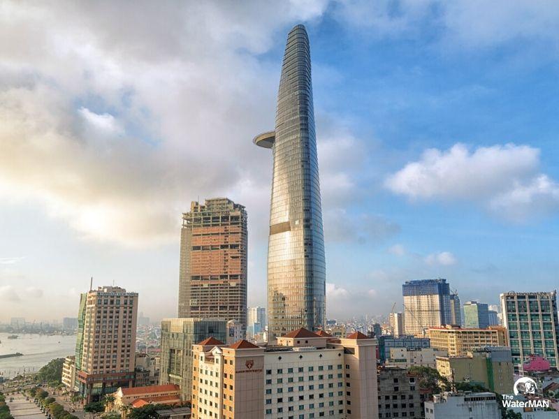 Tòa nhà Bitexco, bông sen quyền lực giữa lòng thành phố