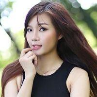 Chị Ngọc Thảo, người mẫu