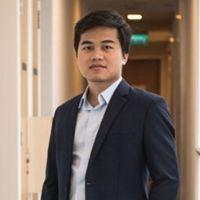 Anh Minh Châu, CEO công ty vật liệu