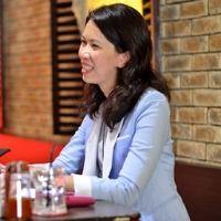 Chị Thu Hà, chủ nhà hàng