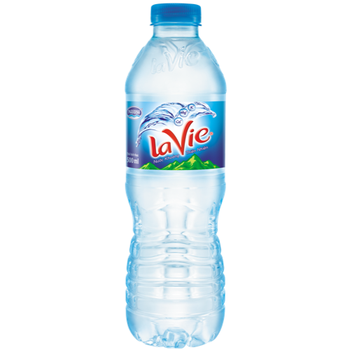 Thùng Lavie 24 chai 500ml
